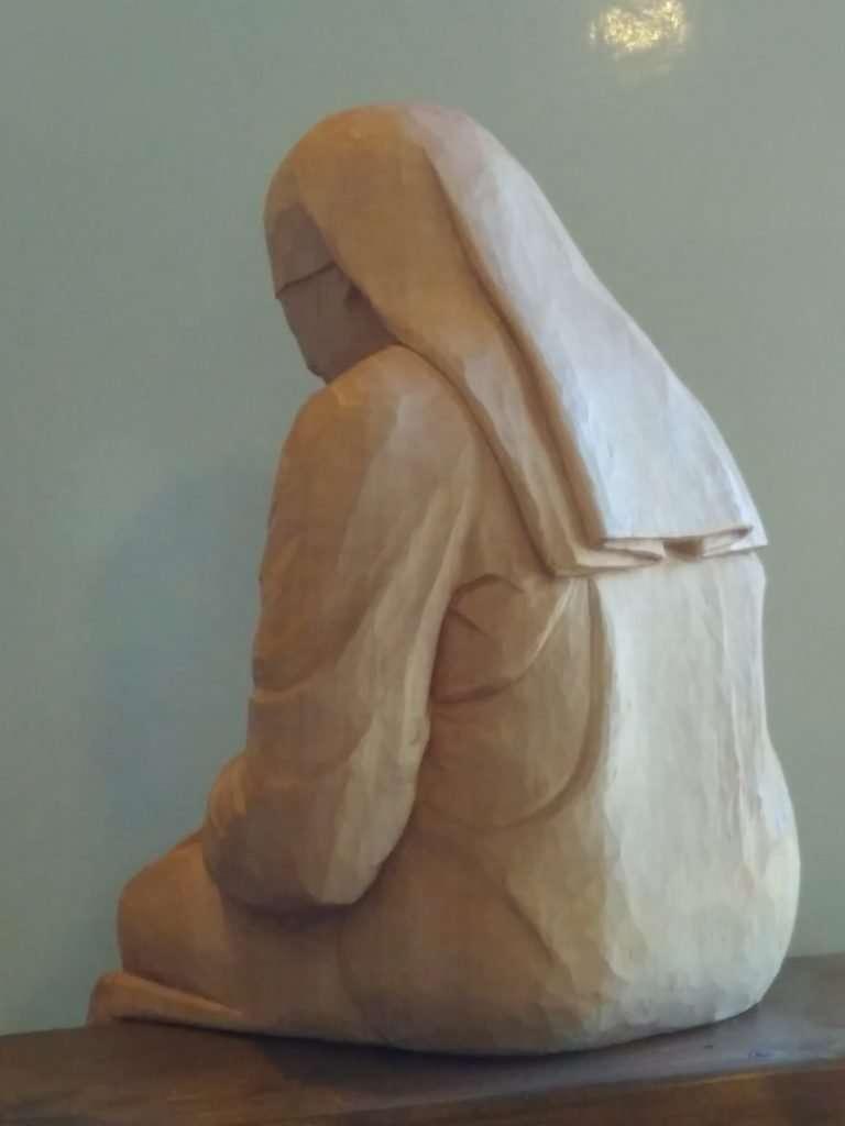 נזירה באיטליה בימי קורונה 2020