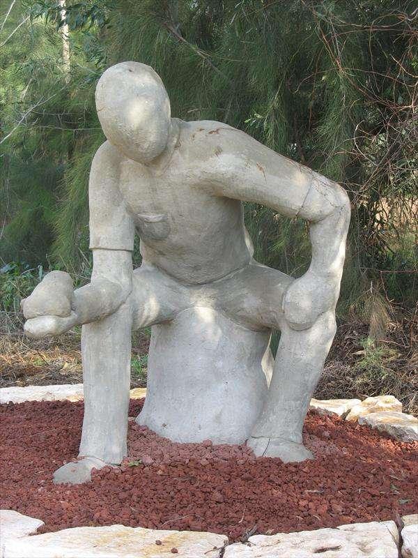 פרדי האיש מקנזס, בבטון
