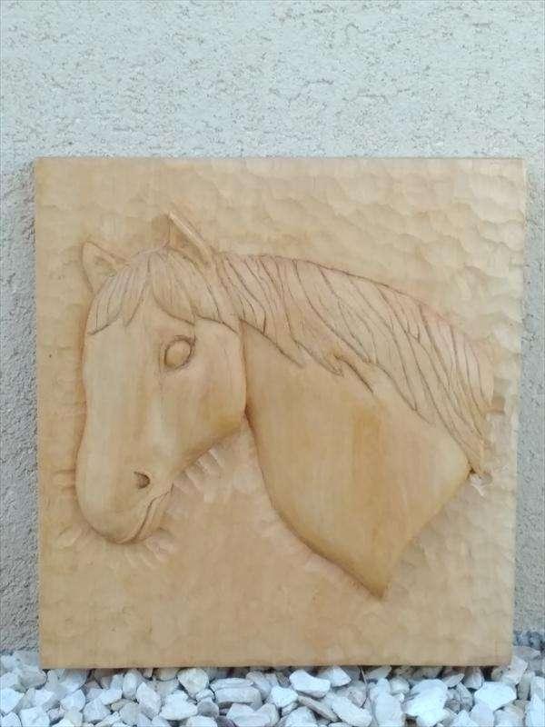 ראש סוס מעץ תרזה, סילביה
