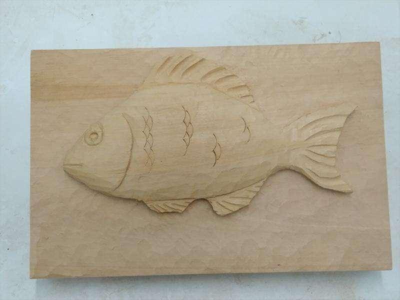דג, עץ תרזה, תמיר