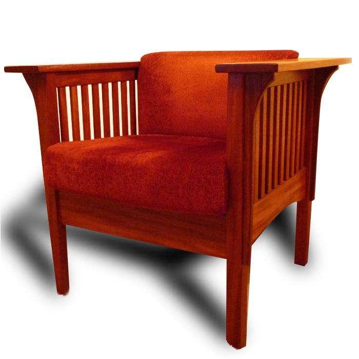 כסא Stickly, מעץ אלביזיה, עבודתו של איציק