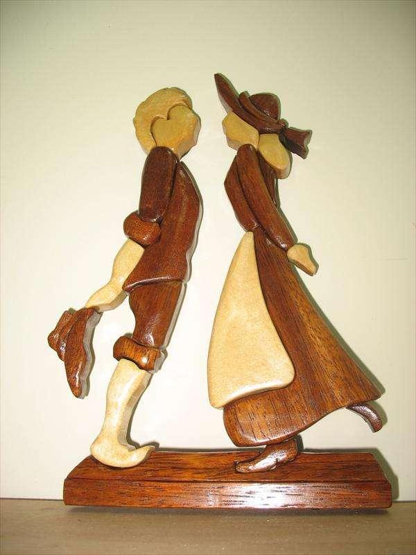 עבודת אינטרסיה, זוג שמח, מעשה ידי ענת