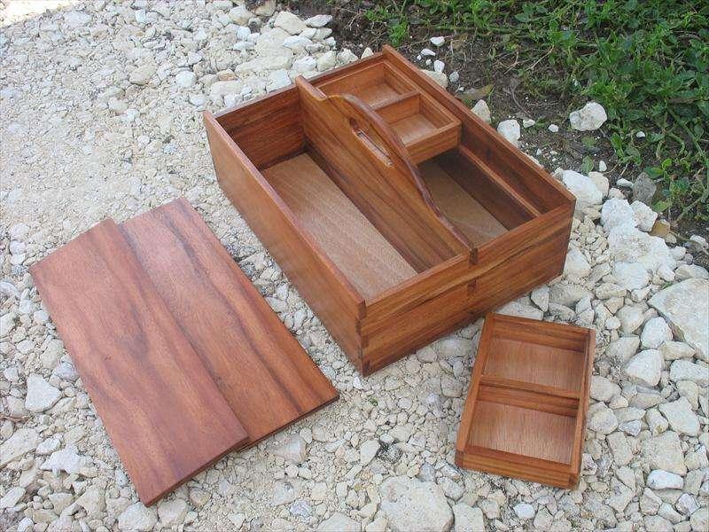 קופסת תפירה, עץ אנגיקו, יוסי