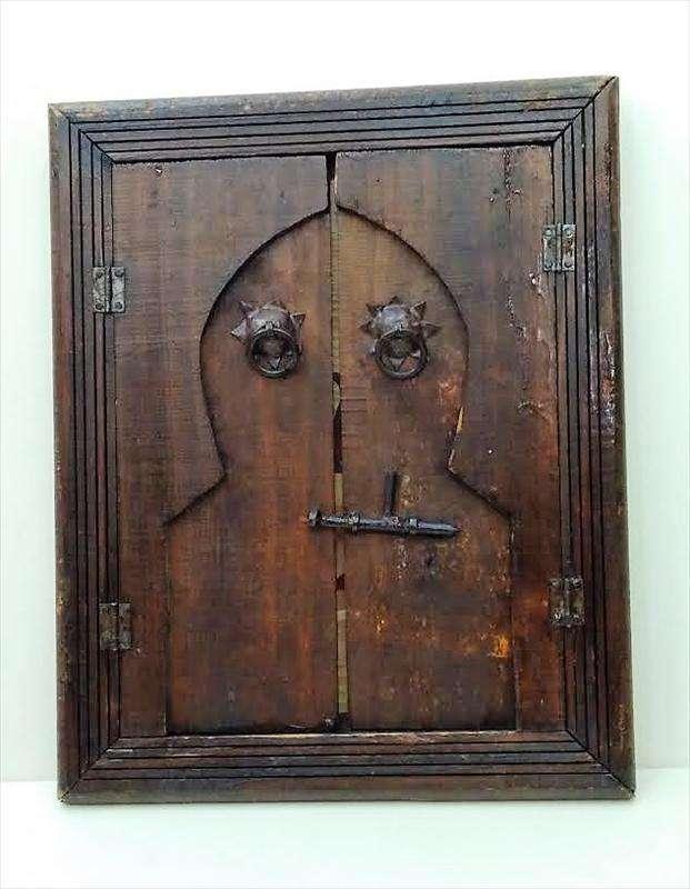 חלון שנרכש בביקור במרוקו והיה מקור השראה ל..