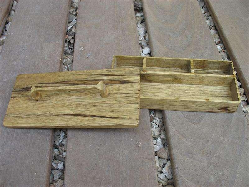 קופסא מאגוז אפריקאי, בנימה, אשר